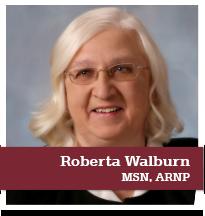 Roberta Walburn